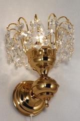 Elektrická nástěnná lampa  LEN 011213
