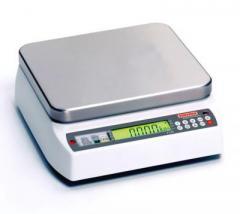 Počítací (poměrové) váhy