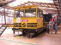Zeleznicni stroj RV 10