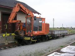 Zeleznicny stroj SVP-74