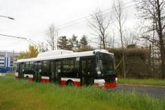 Městský  trolejbus SOR TNB 12