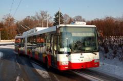 Městský trolejbus SOR TNB 18