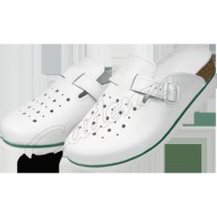 Pantofle perforované D, 225 508