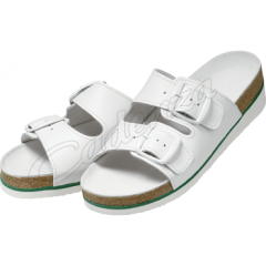 Pantofle dvoupáskové D, 225 503