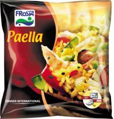 Meziprodukt Paella