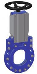 Disc gate bolts