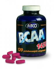 BCAA 1450 120 tablet