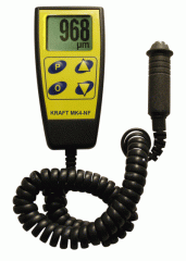 MK4-NF - Pocket Multifunctional Coating Thickness Gauge with built-in probe NF