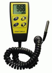 Pocket Multifunctional Coating Thickness Gauge with built-in probe F- MK4-F