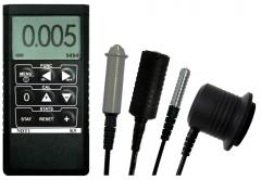Multifunctional Coating Thickness Gauge with exchangeable probes