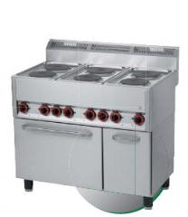 Electric Range with Oven