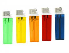 Flint lighter Dura, transparent