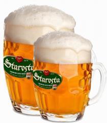 Draught beer in kegs