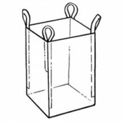 МКР (биг-бэг) Четырехстропный, формостабильный