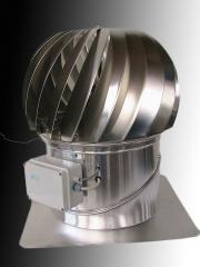 HV 355+Z  Hybridní Ventilátory