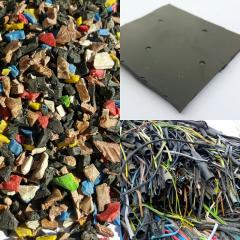 100% pure soft PVC cable regrind material from