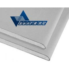 Sheets of plasterboard