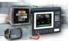 LCD/TFT monitory pro průmyslové