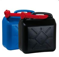 Kanystr na pohonné hmoty 10 litrů KPHM - 10 (UN)