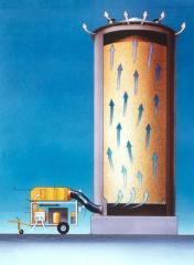 Chladící zařízení granifrigor