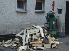 Štípač dřeva hobby 4t