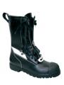 Poloholeňová hasičská zásahová obuv ZZ 0412 - B