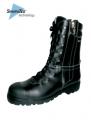 Poloholeňová hasičská zásahová obuv ZZ 0412 - 1022