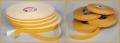 Oboustranné lepicí pásky pěnové, transparentní