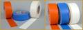 Univerzální textilní pásky s akrylátovou povrchovou úpravou