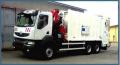 Nástavbové váhy pro nákladní vozidla