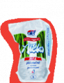 Čerstvé olešnické mléko polotučné pasterované 1l