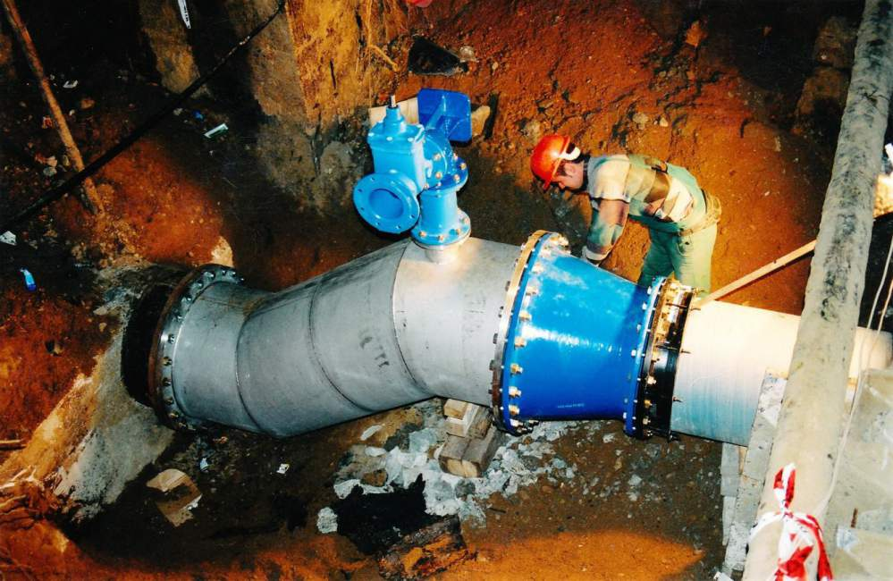Objednávka Stavební opravy a rekonstrukce kanalizací