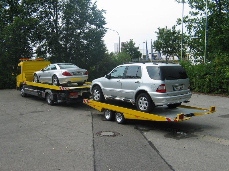 Objednávka Financování automobilů a vozidel