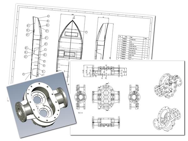 Objednávka Konstrukční práce