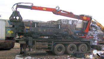 Objednávka Zpracování kovového odpadu
