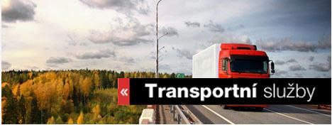 Objednávka Kamionová doprava
