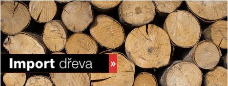 Objednávka Import dřeva