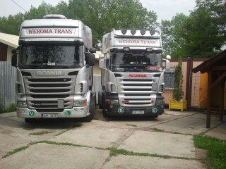 Objednávka International Transport & spedition, export, import