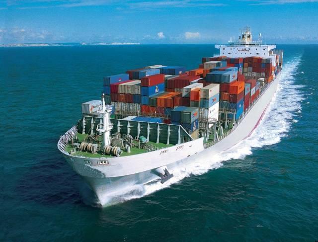 Objednávka Kombinovaná přeprava loď - letadlo