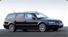 Nájem automobilů denně VW Passat variant 1,9 TDI