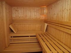 Wellness - Sauna Room