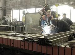 Svařování ocelí